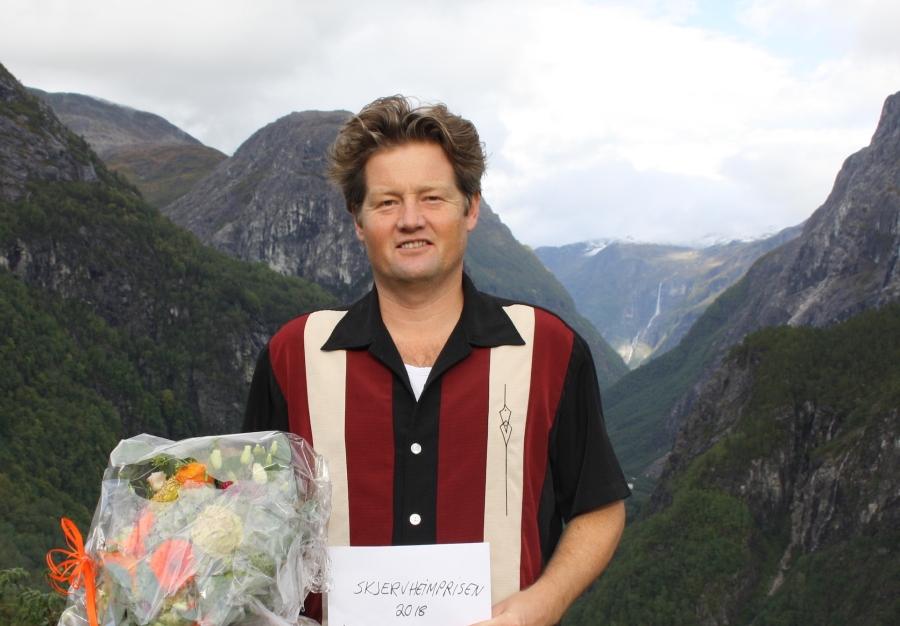 Malkenes Skjervheimprisen-lav oppl